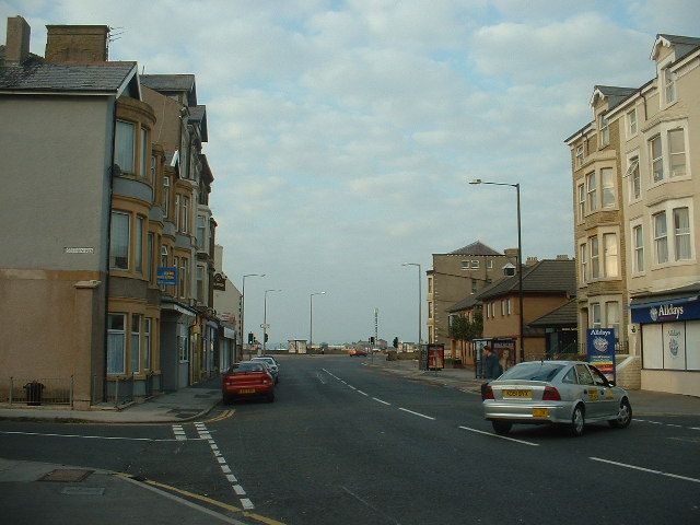 Downtown Morecambe