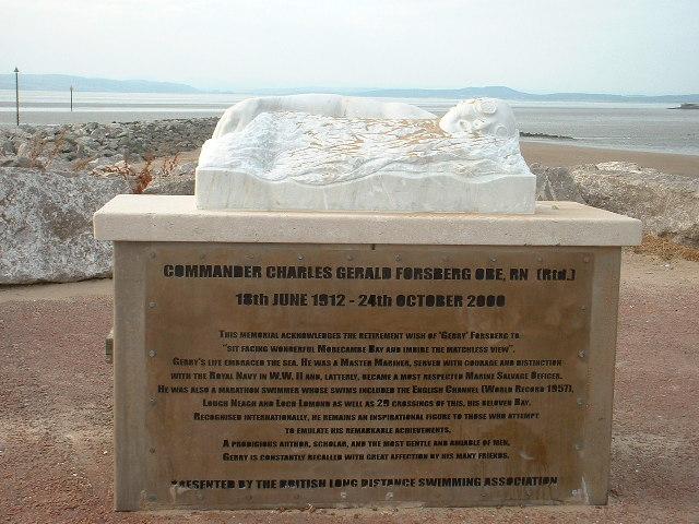 The Gerry Forsberg Memorial, Morecambe