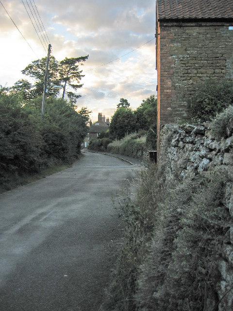 The Rock, Branston