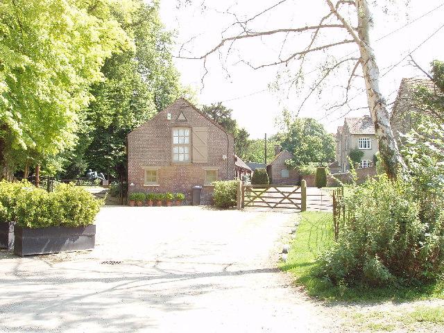 Horsenden village houses