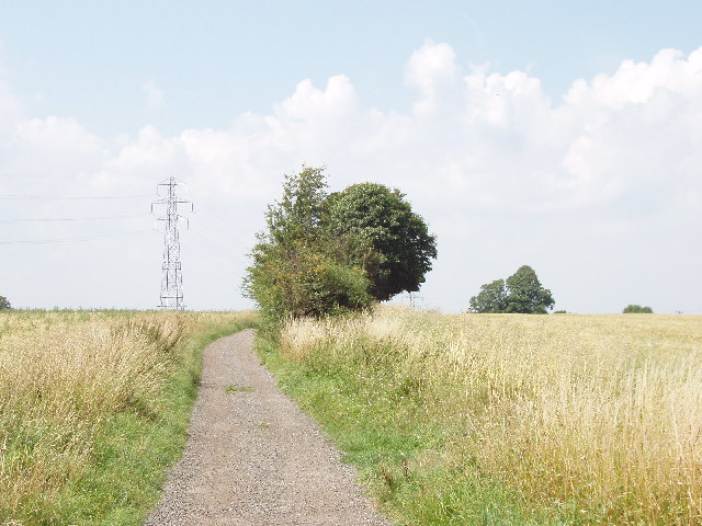 Byway Open to All Traffic, part of Princes Risborough to Thame cycleway