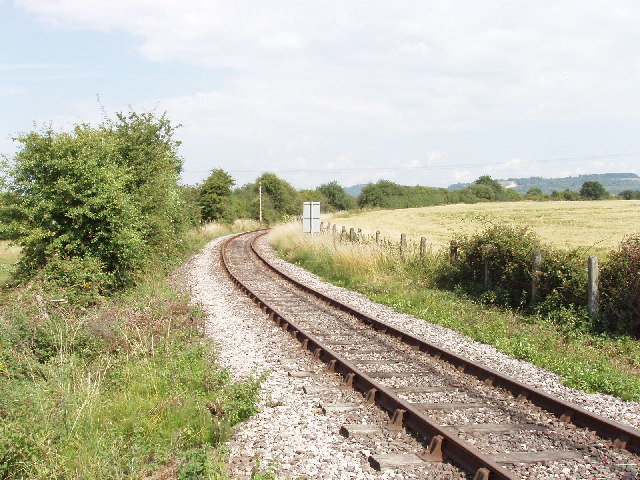 Icknield Line railway, Princes Risborough to Chinnor