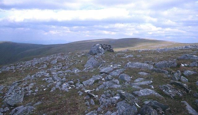 Carn Ban Plateau