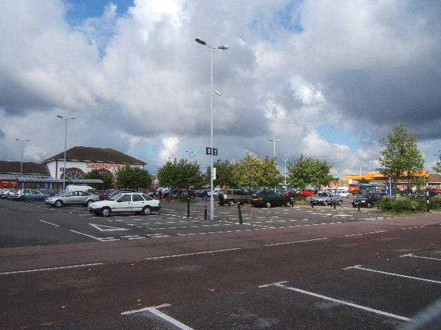 Sainsbury's, North Cheam