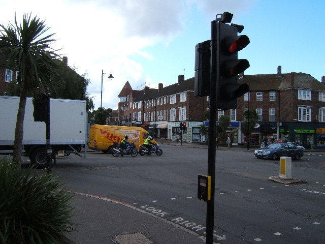 Cheam Village Crossroads