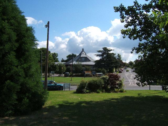 St Paul's, Howell Hill