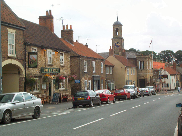 South Cave main street