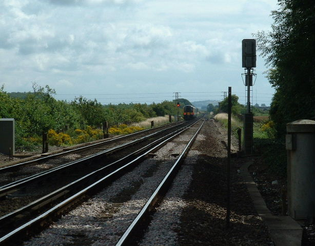 Railway at North End