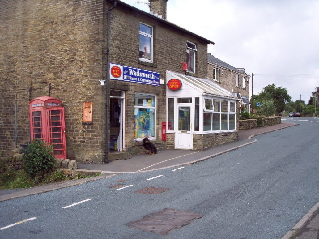 Wadsworth Post Office, Chiserley