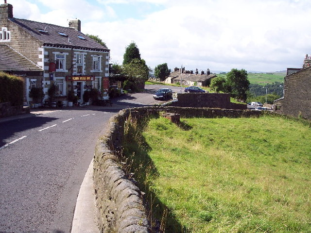 Robin Hood Inn, Pecket Well