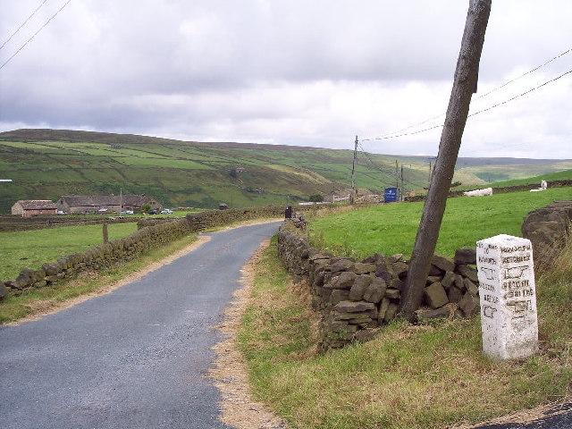 Milepost, Old Road