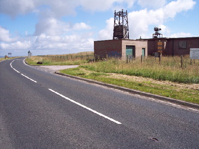 Research station, Cock Hill, Oxenhope Moor