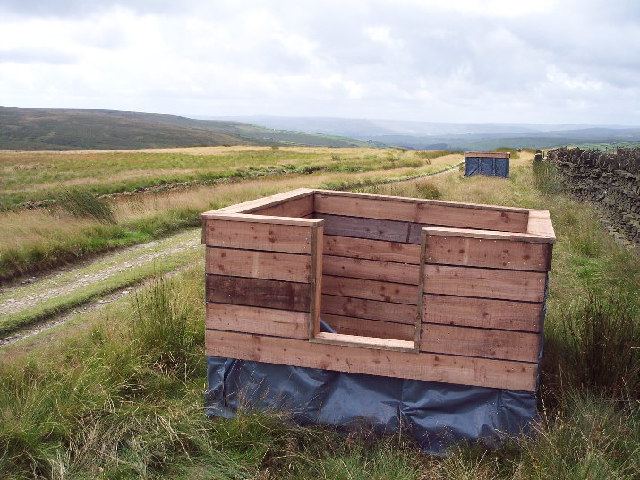 Shooting hides, Under Hill