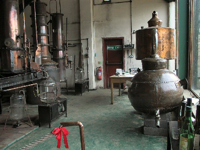 Cider Brandy Still