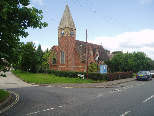 St Augustine of Canterbury Parish Church of Scaynes Hill
