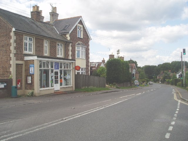 The Post Office at Scaynes Hill