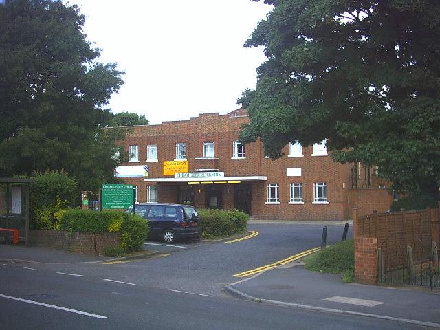 Cheam Leisure Centre, Malden Road.