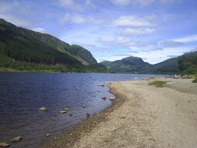 Loch Lubnaig - Strathyre