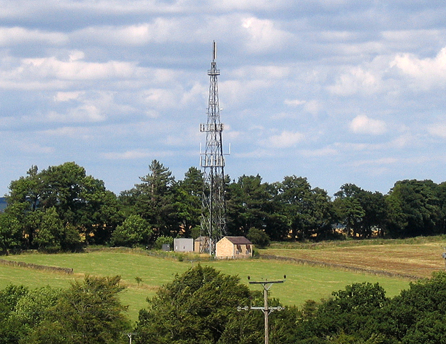 Shotleyfield TV Mast
