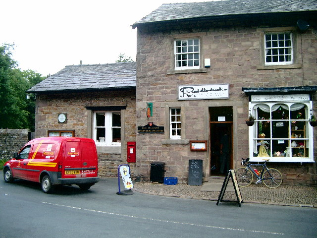 Post Office, Dunsop Bridge