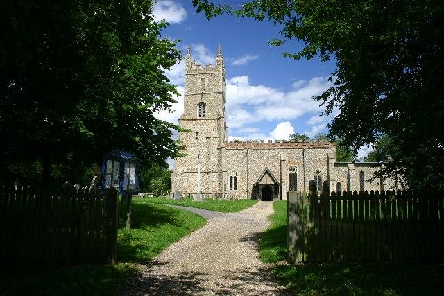 Chevington Church