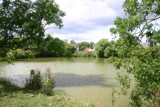 Pond at Chevington Hall Farm