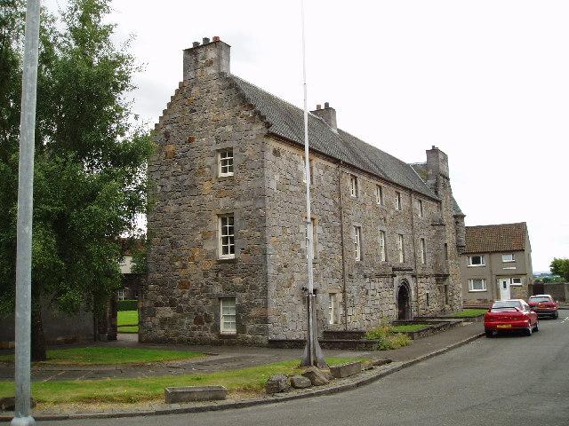 Menstrie Castle