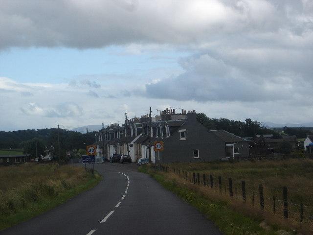 Woolfords S Lanarkshire