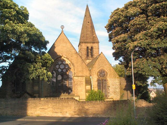 St Barnabas Church, Heaton