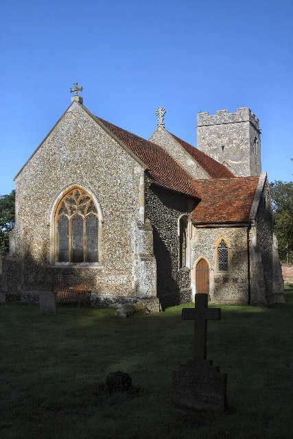 Great Saxham Church
