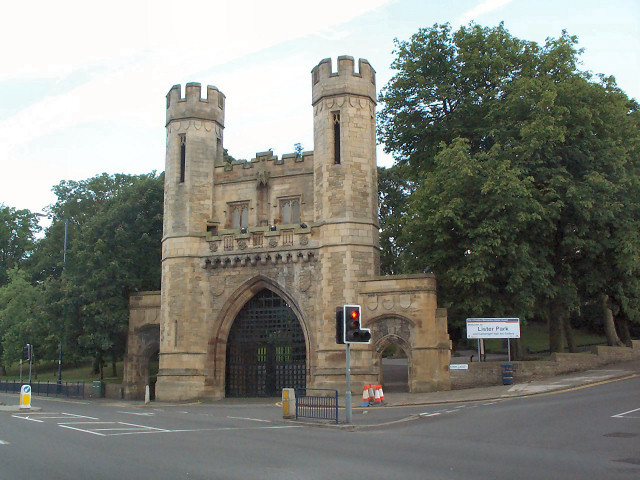 "The ""Norman Arch"""