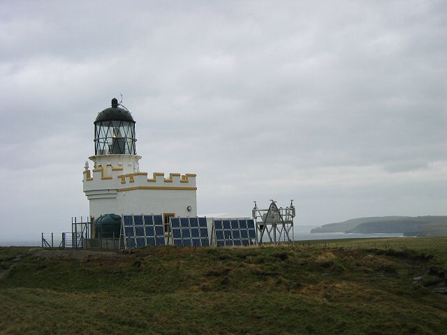 Brough Head Lighthouse