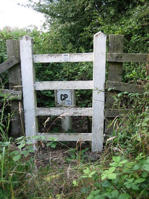 GPSS Marker near Croxton Park