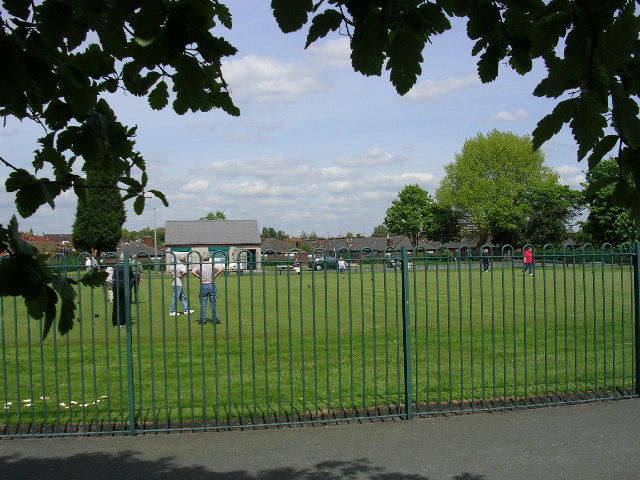 Chimney Pots Park, Langworthy, Salford