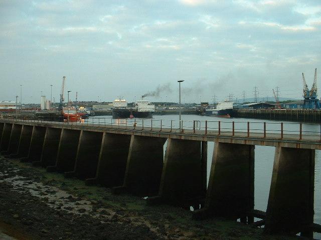 Heysham Fish Quay