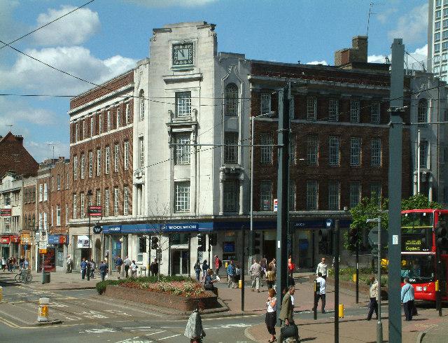 Woolwich Building Society, 43 George Street, Croydon