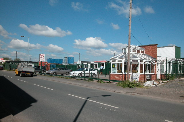 Cafe and Conservatory Showroom
