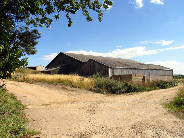 Farm Buildings near Beedon