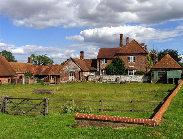 South Stanmore Farm near Beedon