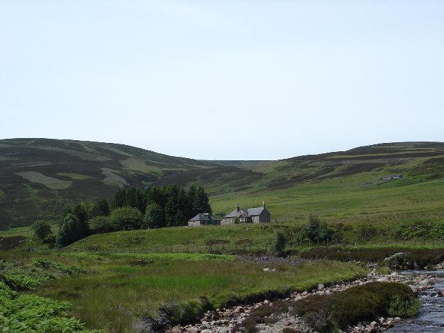 Etnach Glen Tanar