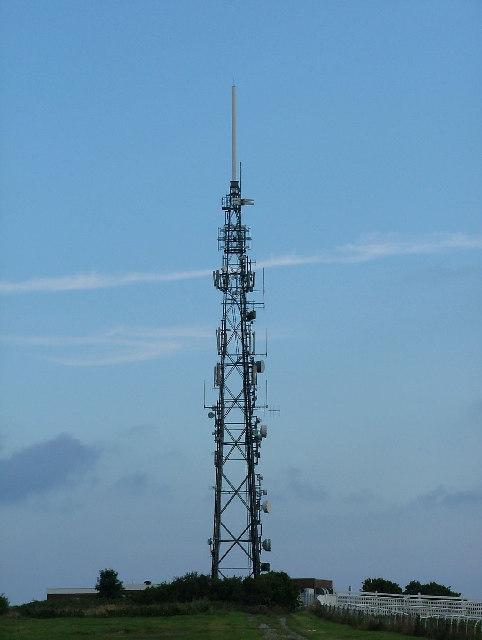 Whitehawk Hill Transmitter, Brighton