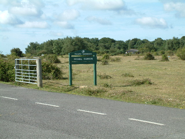 Ocknell Campsite, New Forest