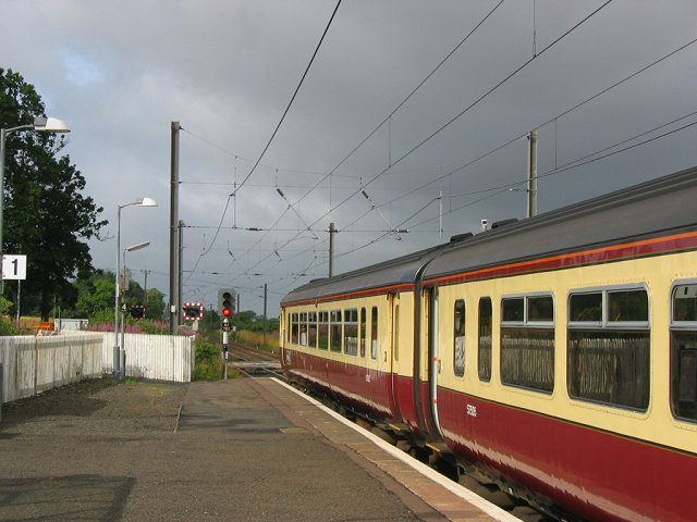 Kirknewton Station