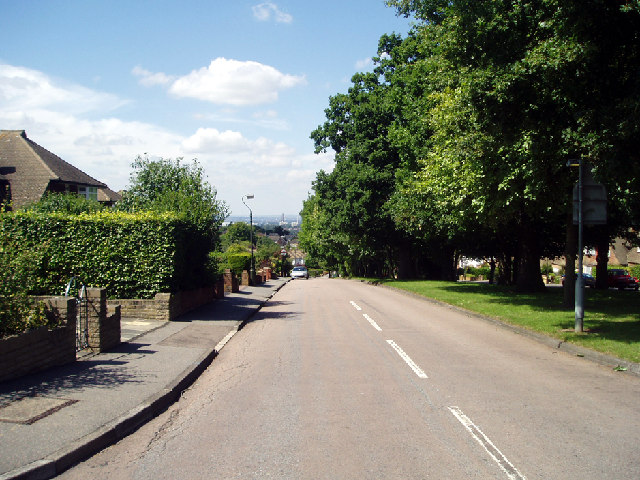 Elmfield Way, South Croydon