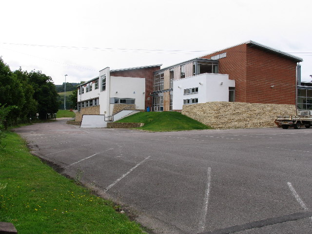 Balcarras School Sixth Form Block, Charlton Kings