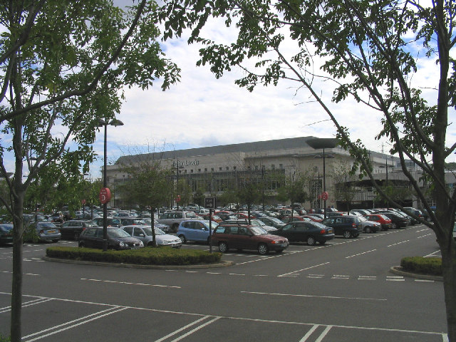Bluewater Shopping Centre, Dartford, Kent