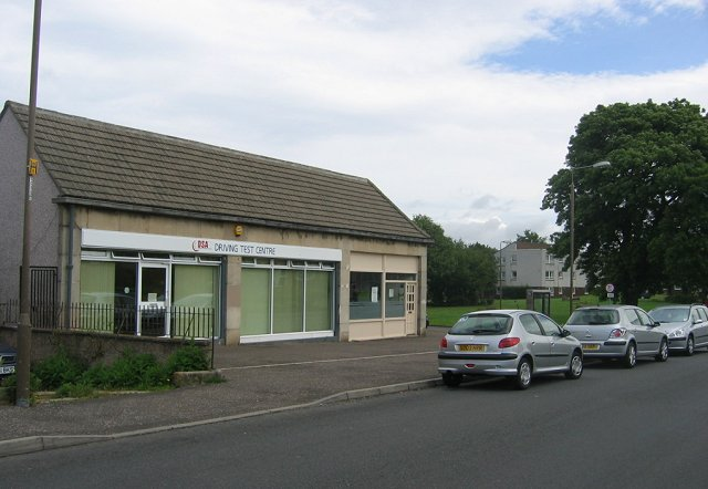 Test centre, Currie