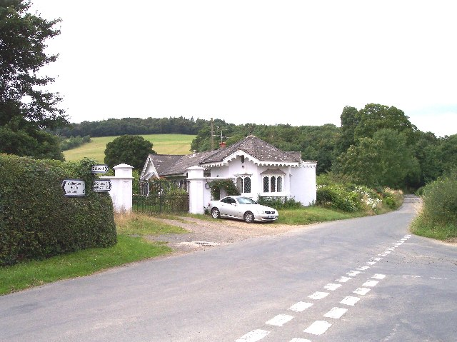Eastern Gate  Lodge to Hope End
