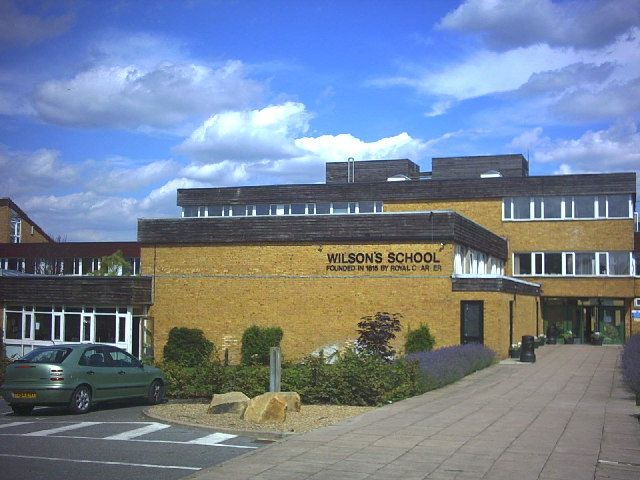 Wilson's School, Mollison Drive, Roundshaw.