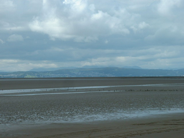 Morecambe Bay Sands